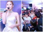 Minh Hằng và người hâm mộ cùng hòa giọng hát 'Ngôi sao cô đơn'