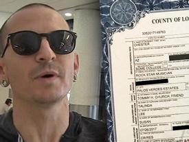 Thủ lĩnh Linkin Park tự tử bằng thắt lưng