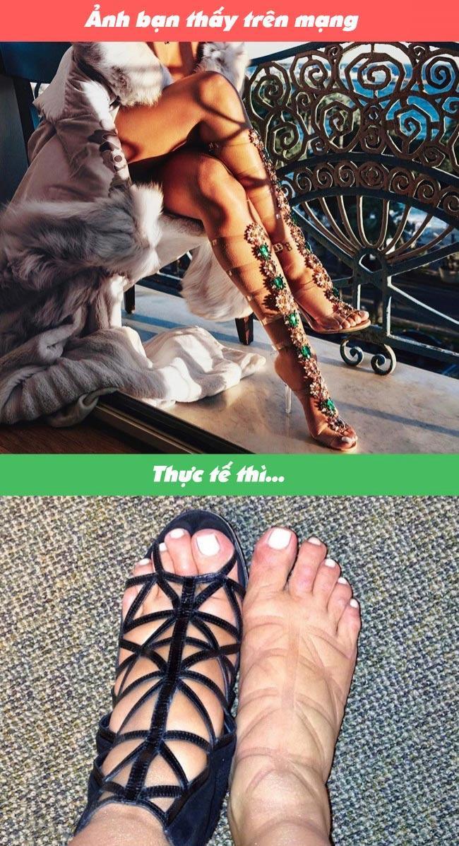 Sự thật rất phũ của những trào lưu thời trang khiến chị em 'điên đảo' trên mạng xã hội-2