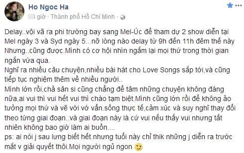 Lỡ lời trên mạng xã hội, Xuân Lan để lộ tin Hà Hồ thực sự đang yêu Kim Lý?-2