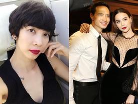 Lỡ lời trên mạng xã hội, Xuân Lan để lộ tin Hà Hồ thực sự đang yêu Kim Lý?