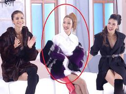 Không phải Lan Khuê, chính Hoàng Thùy mới là 'chị Đại' tại The Face 2017