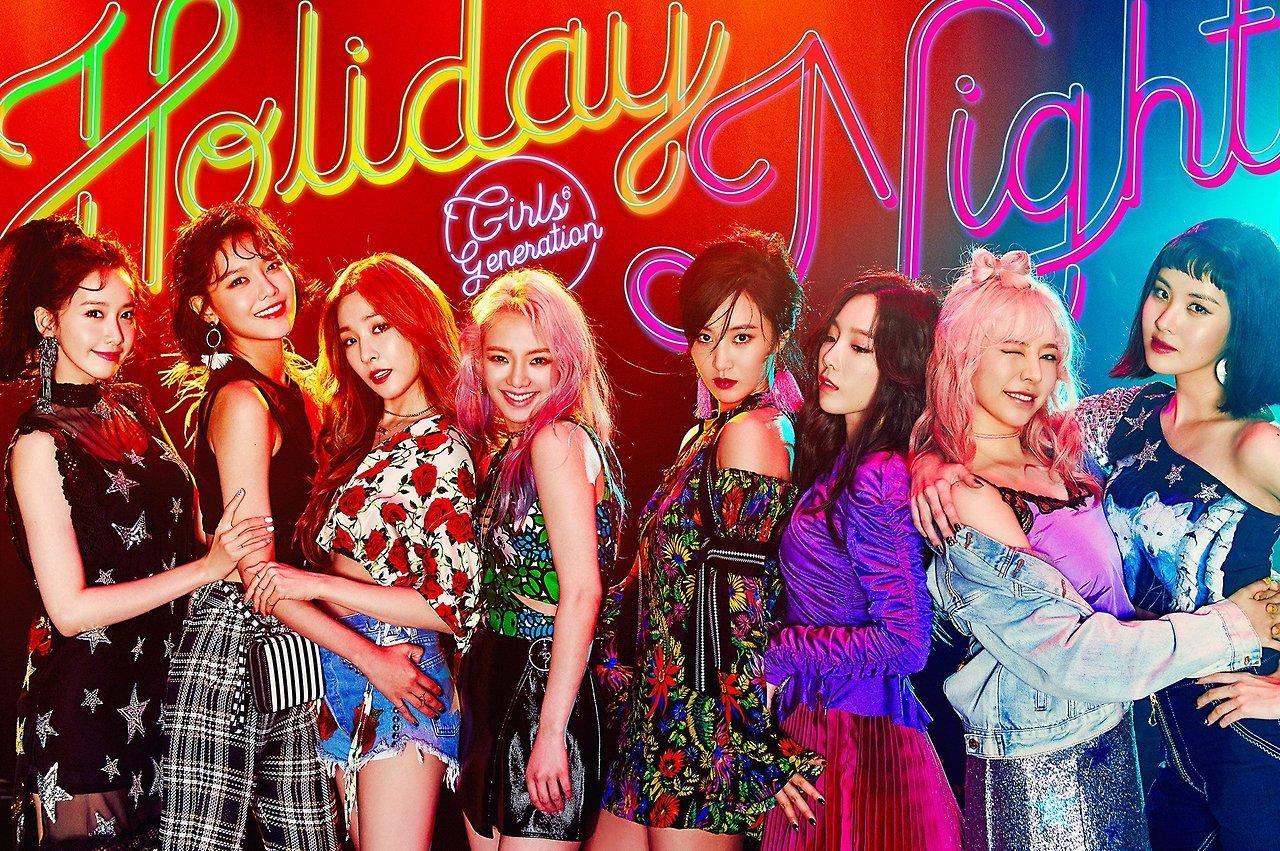 Nhóm nhạc quốc dân SNSD 'thả xích' MV cực hot kỷ niệm 10 năm ca hát-2