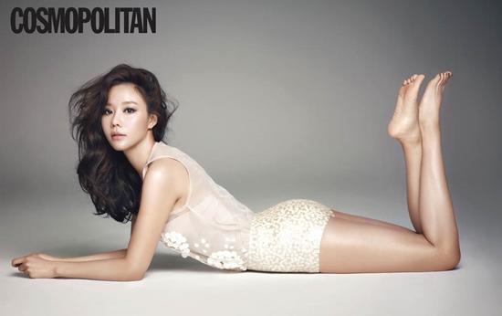 Sau 11 năm, 'người đẹp ngàn cân' Kim Ah Joong bây giờ ra sao?-5