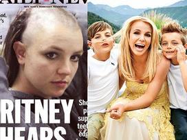 Britney Spears: từ nữ ca sĩ nổi loạn bị tước quyền nuôi con đến người mẹ vì con mà thay đổi