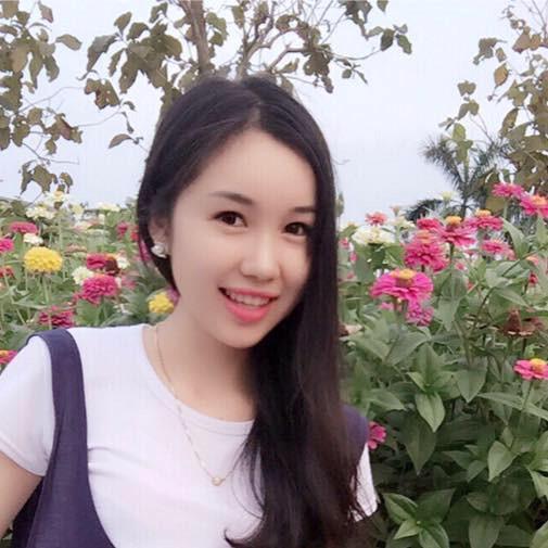 Thiếu nữ Lào xinh đẹp giỏi tiếng Việt, ước mơ làm bác sĩ-1