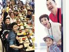 Hot girl - hot boy Việt 5/8: Phở 'kéo' cả công ty đến ủng hộ vợ chồng Thu Trang - Tiến Luật