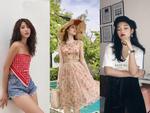 Đã mắt với street style rực rỡ màu sắc của 'Hoa hậu The Face' Tường Linh-10