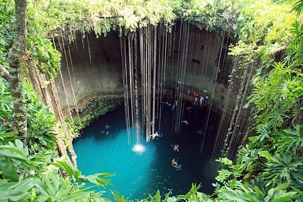 Những điểm bơi lặn tự nhiên đẹp đến không tưởng-5