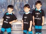 Sao Hàn 5/8: Hình ảnh mới nhất của ba cậu nhóc nổi tiếng Daehan, Minkook, Mansae