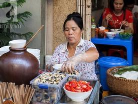 4 quán bún ốc cổ truyền mà nếu không biết, đừng nhận là người sành ăn ở Hà Nội