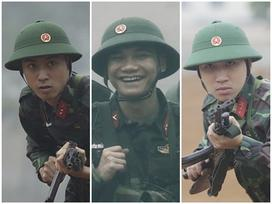 Khắc Việt 'cười không ngậm được miệng' khi xem đàn em đi khom trong quân ngũ