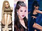Nhiều lần bị chê sến rện, Trương Ngọc Ánh trở lại quyền lực với mái tóc thương hiệu Rihanna