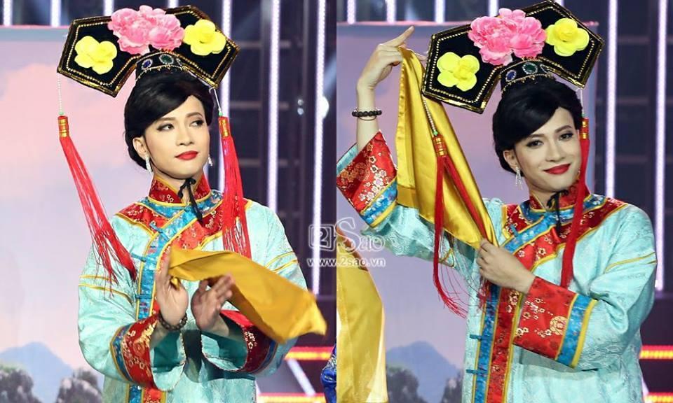 Không phải Jun Phạm, S.T 365 mới là mỹ nam sáng nhất chung kết Gương mặt thân quen-2