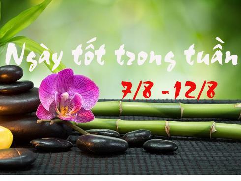 Tử vi tuần 7/8 - 12/8: Muốn làm việc lớn, cứ chọn 3 ngày này để thiên thời, địa lợi, nhân hòa-1