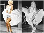 Màn tốc váy kinh điển của Marilyn Monroe trong phim 'The Seven Year Itch'
