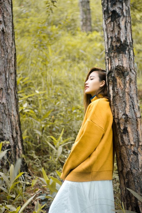 Phan Ngân The Face tung clip cover hoành tráng 'Cô gái đến từ hôm qua'-5