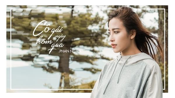 Phan Ngân The Face tung clip cover hoành tráng 'Cô gái đến từ hôm qua'-3