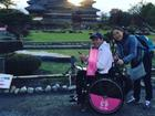 Chàng trai liệt 2 chân quyết đi du lịch khắp Nhật Bản bằng xe lăn