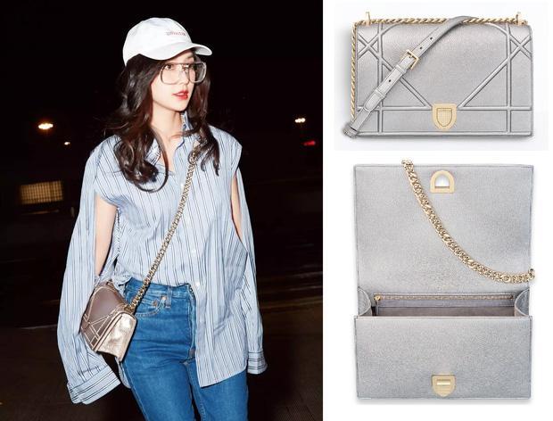 Chỉ trong 3 tháng, Angela Baby đã có bộ sưu tập túi Dior trị giá cả tỷ đồng khiến ai cũng ghen tỵ-4