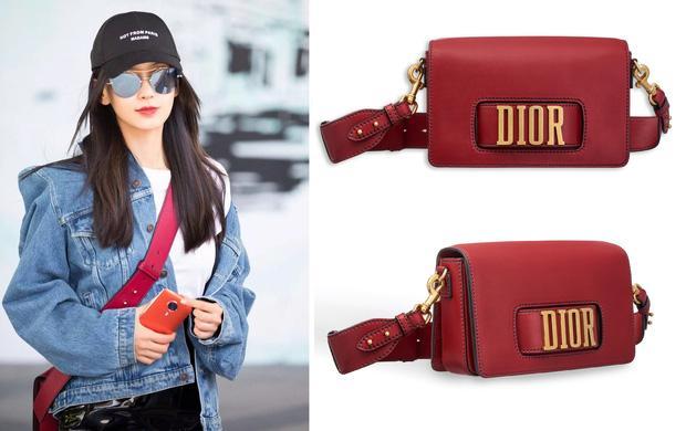 Chỉ trong 3 tháng, Angela Baby đã có bộ sưu tập túi Dior trị giá cả tỷ đồng khiến ai cũng ghen tỵ-5