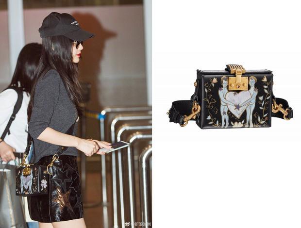 Chỉ trong 3 tháng, Angela Baby đã có bộ sưu tập túi Dior trị giá cả tỷ đồng khiến ai cũng ghen tỵ-7