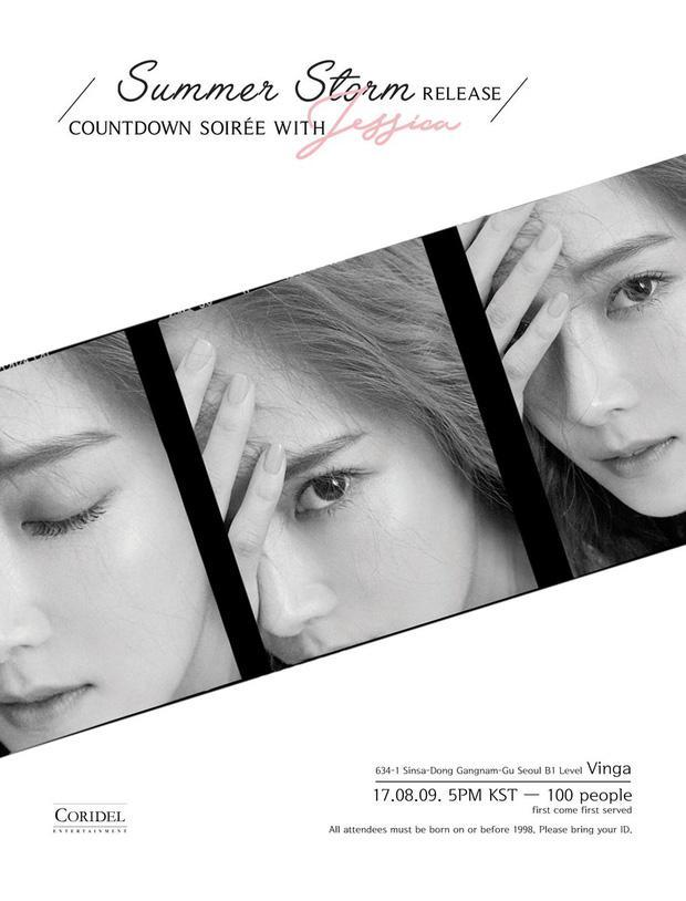 Ra mắt MV 10 năm, Jessica tổ chức bữa tiệc không giống ai-1