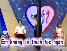 Tuyên bố chỉ thích bạn gái tóc dài, chàng trai Quảng Trị vẫn hẹn hò cô nàng tóc ngắn vì quá dễ thương