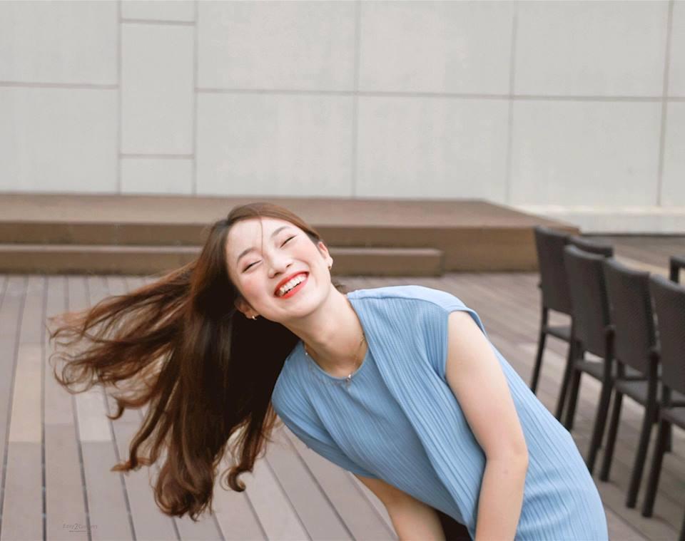Hot girl nói 7 thứ tiếng Khánh Vy khoe ảnh xinh đẹp, tiết lộ đam mê làm người mẫu từ thuở ô mai-3