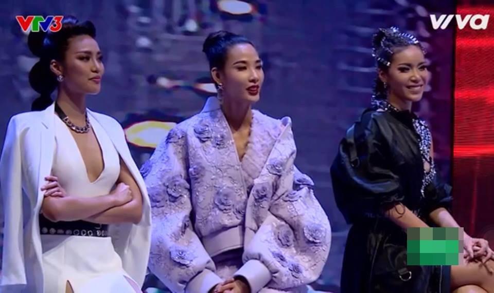 Lời khen mặc đẹp chưa kịp nguội, Hoàng Thùy lại diện đồ 'lạc quẻ' trong The Face tập mới nhất-6