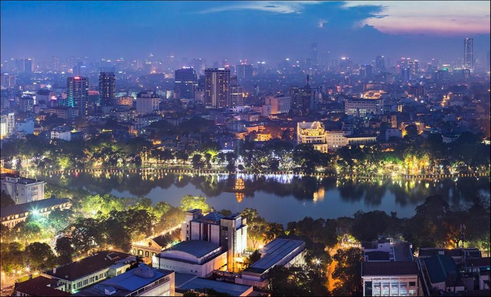 Đô thị hiện đại và rực rỡ trong ảnh 'Dấu ấn Việt Nam'-2
