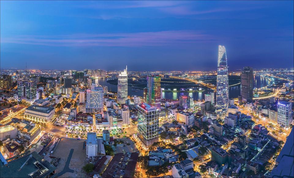 Đô thị hiện đại và rực rỡ trong ảnh 'Dấu ấn Việt Nam'-3
