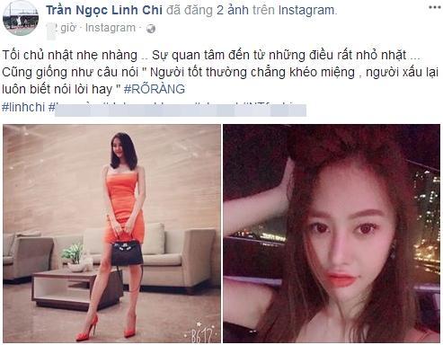 Người mẫu Linh Chi tiết lộ đẹp hơn nhờ 'chuyện ấy' đều đặn-1
