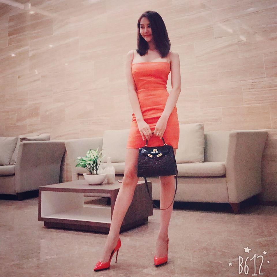 Người mẫu Linh Chi tiết lộ đẹp hơn nhờ 'chuyện ấy' đều đặn-2
