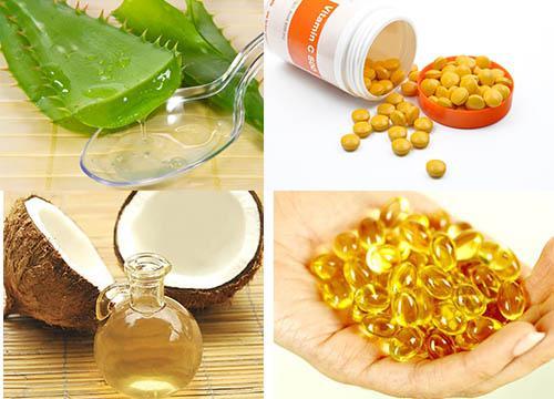 Cách làm trắng da bằng Vitamin E - chỉ vài ngàn đồng có ngay làn da tiền triệu-2