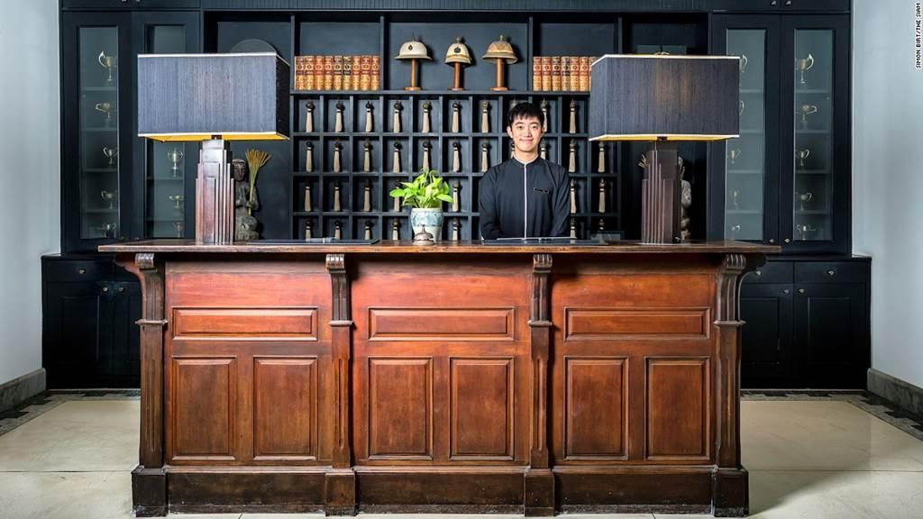 Có gì bên trong khách sạn 'sang chảnh' nhất giữa lòng Bangkok?-10