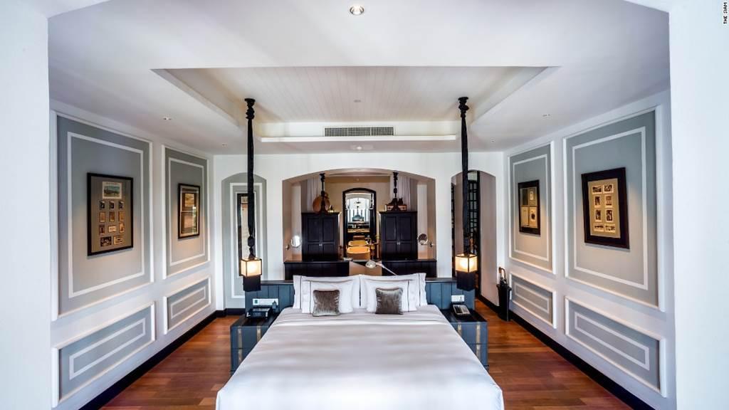 Có gì bên trong khách sạn 'sang chảnh' nhất giữa lòng Bangkok?-11