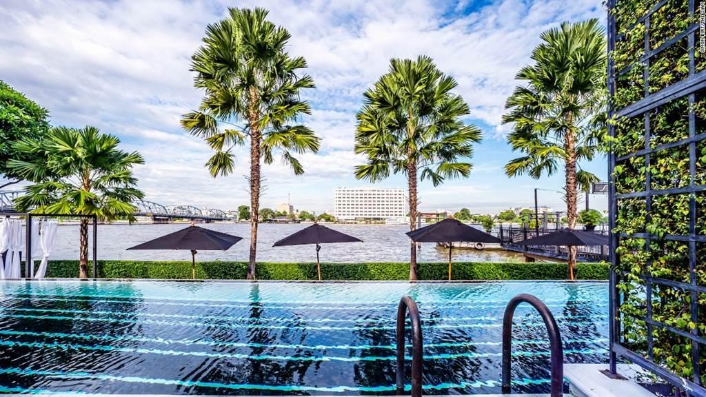 Có gì bên trong khách sạn 'sang chảnh' nhất giữa lòng Bangkok?-13