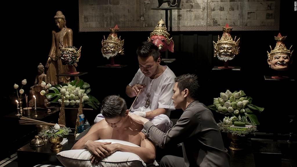 Có gì bên trong khách sạn 'sang chảnh' nhất giữa lòng Bangkok?-14