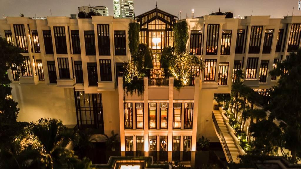 Có gì bên trong khách sạn 'sang chảnh' nhất giữa lòng Bangkok?-2