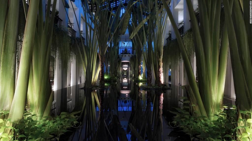 Có gì bên trong khách sạn 'sang chảnh' nhất giữa lòng Bangkok?-3