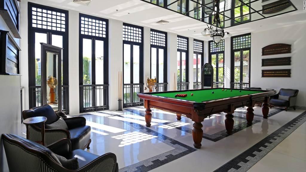 Có gì bên trong khách sạn 'sang chảnh' nhất giữa lòng Bangkok?-5