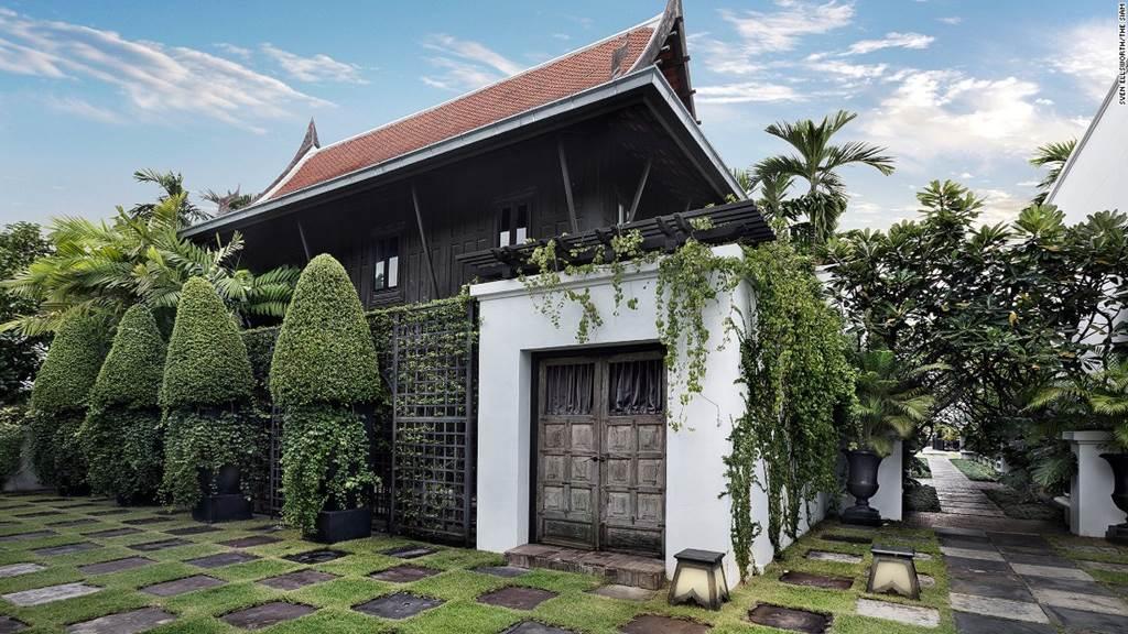 Có gì bên trong khách sạn 'sang chảnh' nhất giữa lòng Bangkok?-8