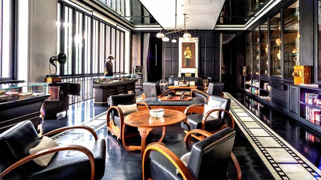 Có gì bên trong khách sạn 'sang chảnh' nhất giữa lòng Bangkok?-9