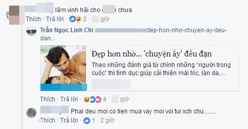 Người mẫu Linh Chi tiết lộ đẹp hơn nhờ 'chuyện ấy' đều đặn-5
