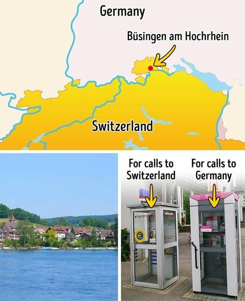 Những thị trấn đặc biệt trên thế giới-2