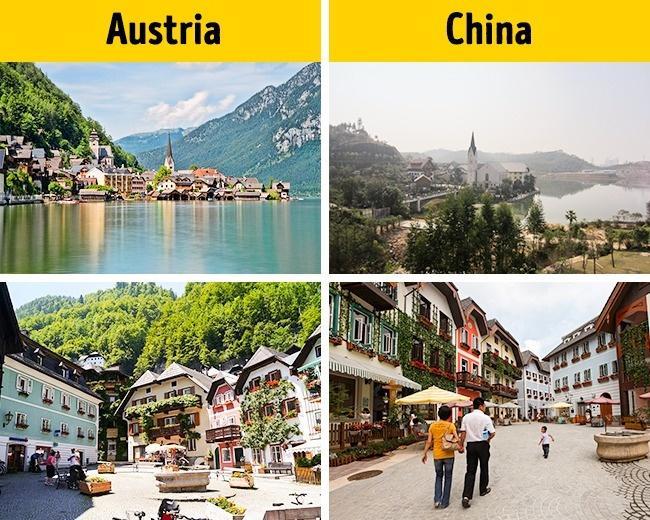 Những thị trấn đặc biệt trên thế giới-4