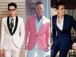 Cùng 'lên đồ' như nhau, sao Việt nào đoạt danh hiệu mỹ nam diện vest đẹp nhất?