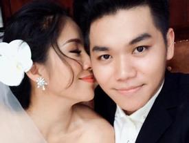 Lê Phương đính chính ngày tổ chức hôn lễ với ông xã kém 7 tuổi