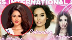 Thùy Dung được truyền thông quốc tế kỳ vọng làm nên chuyện tại Miss International 2017
